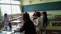学級懇談会